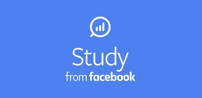 app study de facebook