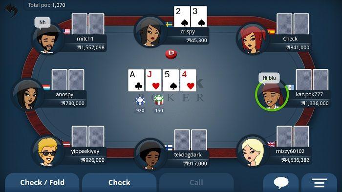 appeak poker android