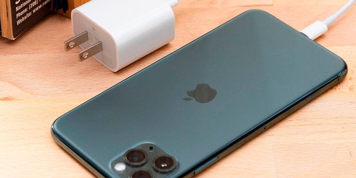 apple es uno de los fabricantes con peor carga rápida de 2020