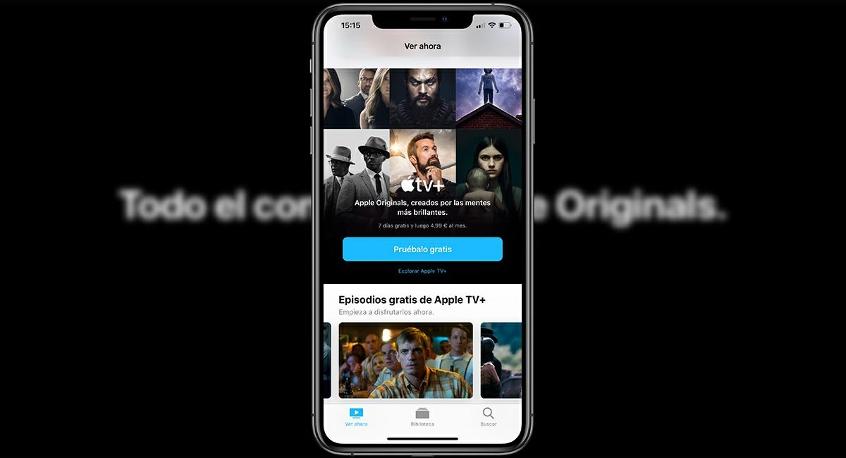 apple tv regala series gratis