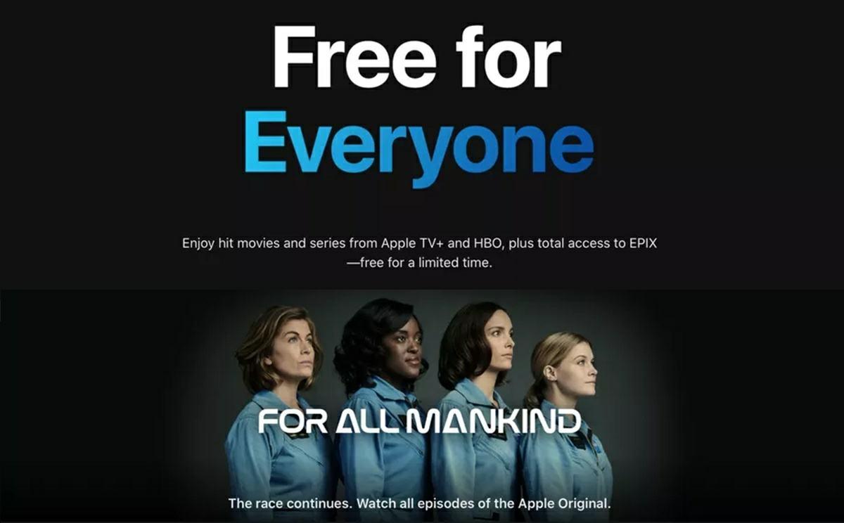 apple tv series gratis para todos