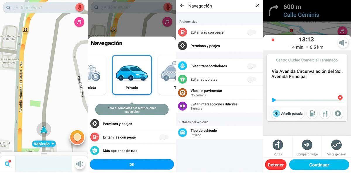 apps más fiables para calcular tus rutas en coche waze