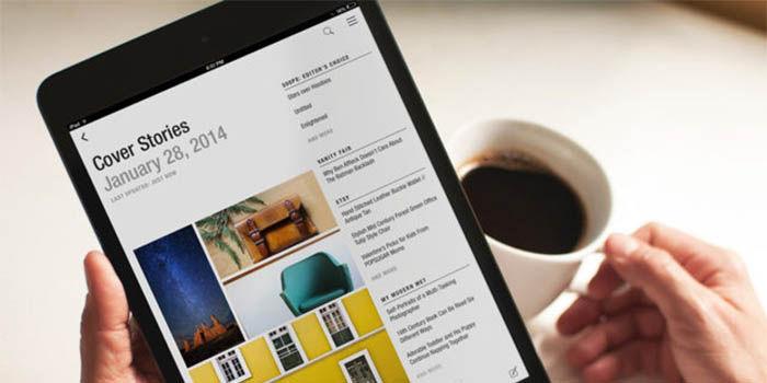 apps para leer periodicos en Android