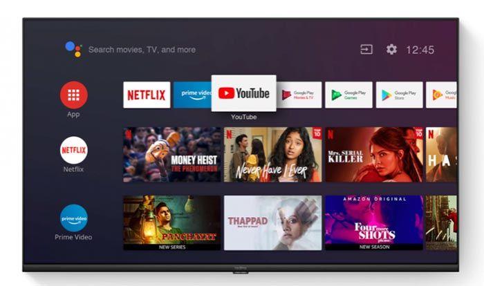 apps realme tv