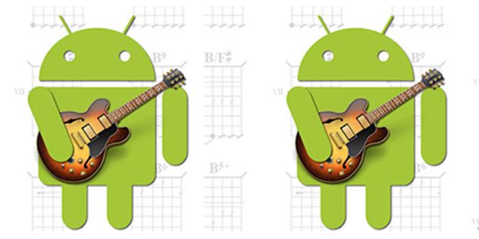 aprender a tocar guitarra en android