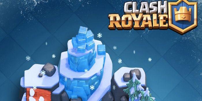arena clash royale hielo