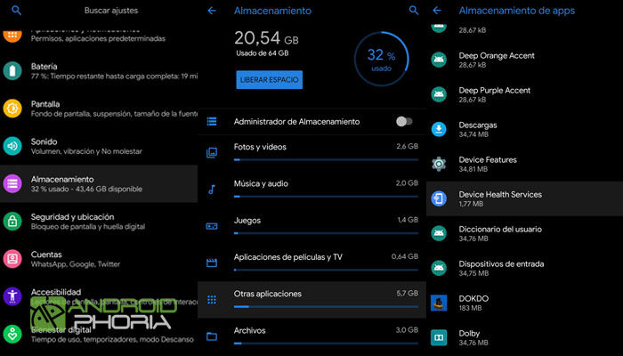 arreglar brillo adaptativo android pie