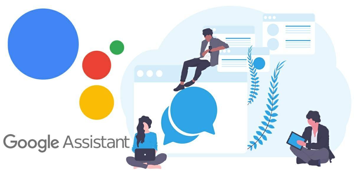 asistente de google soporta varias cuentas a la vez