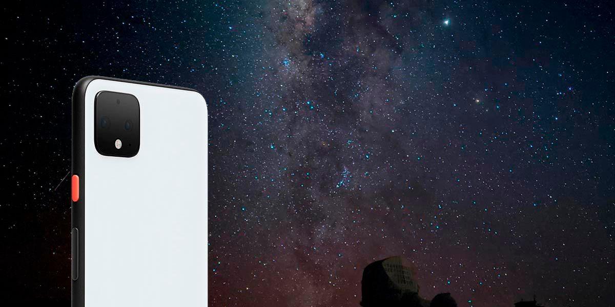 astrofotografia google pixel