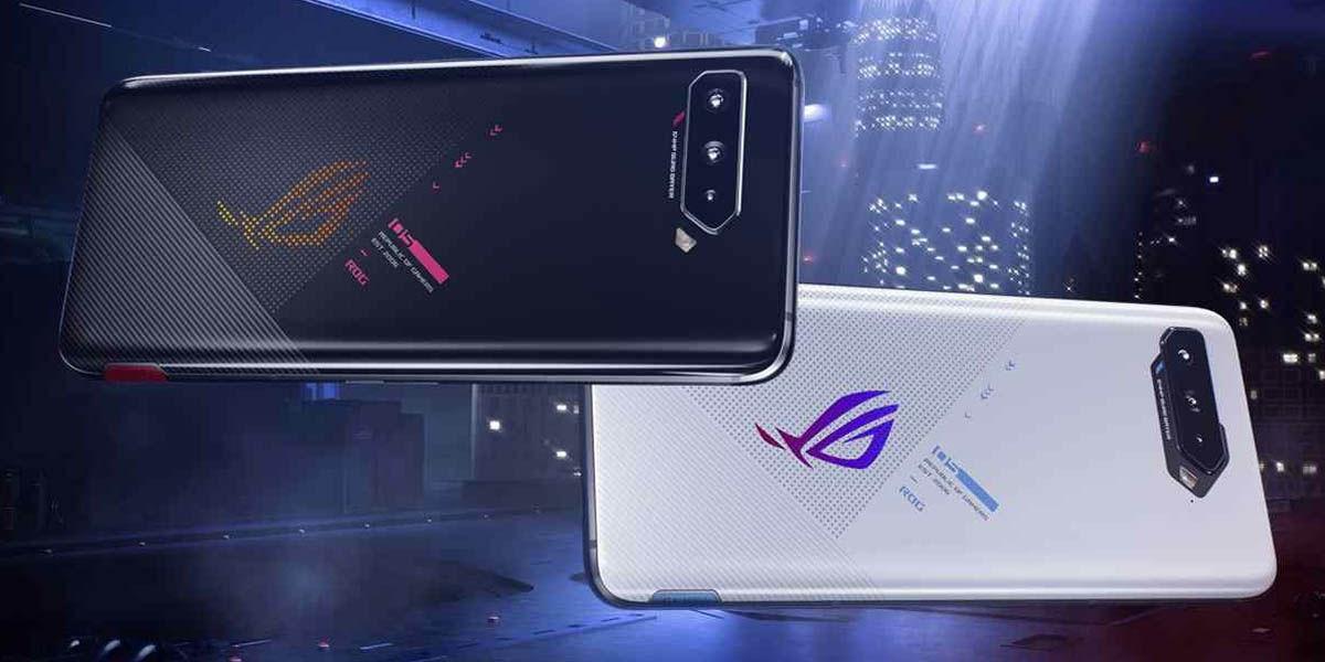 asus rog phone 5s y 5s pro características especificaciones