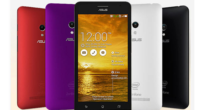 asus zenfone android lollipop1