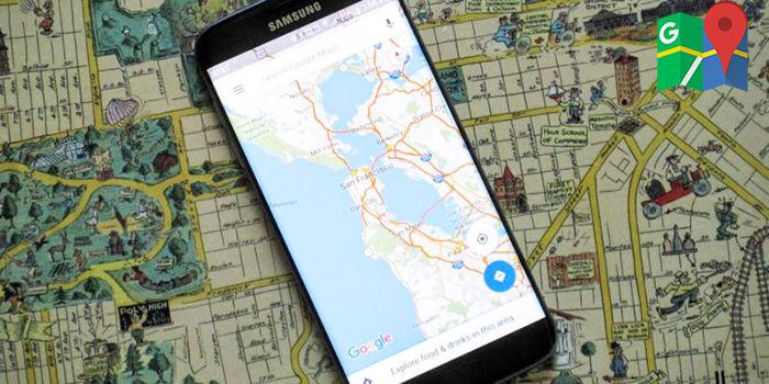 atascos google maps