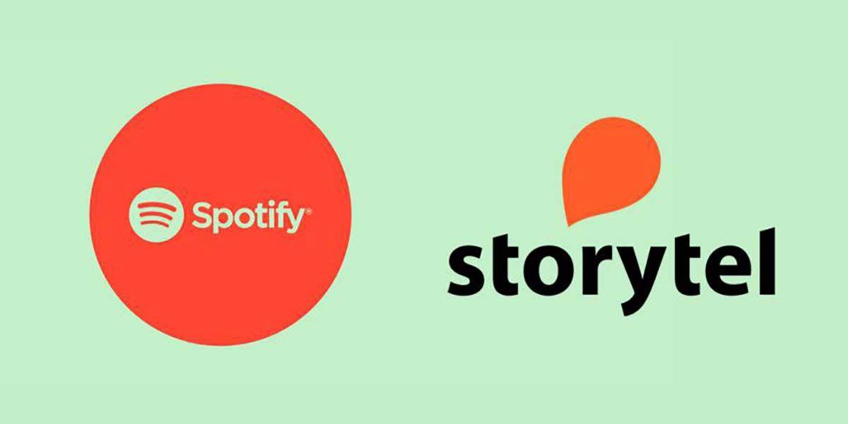 audiolibros de storytel disponibles en spotify