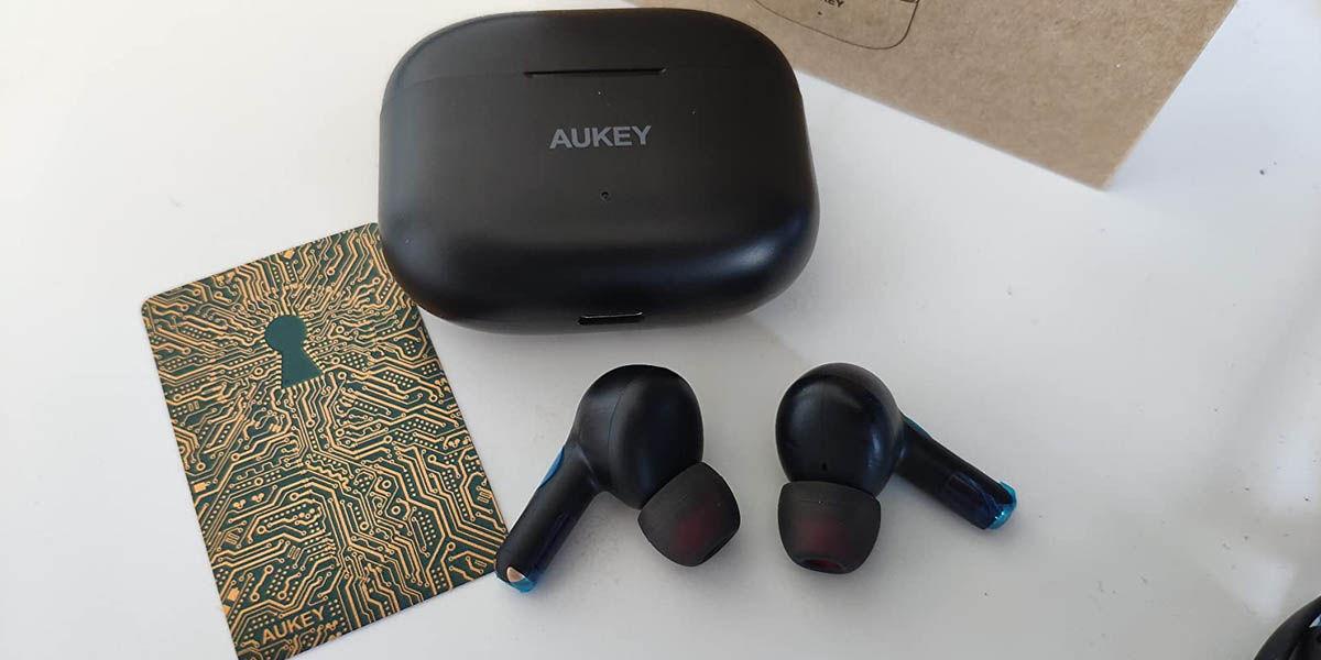 aukey EP-T27 mejores auriculares inalámbricos regalar 14 febrero