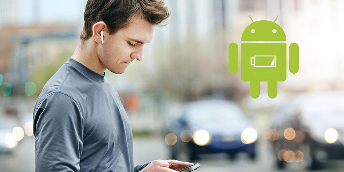 auriculares bluetooth consumen mucha bateria