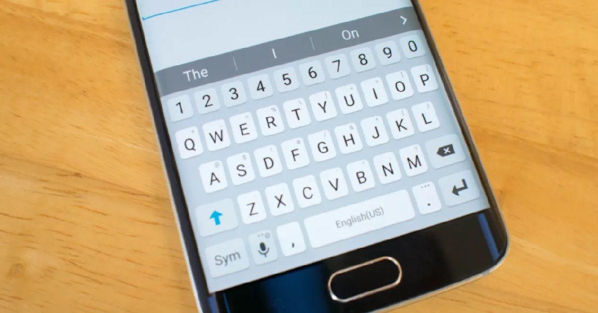 autocorreccion teclado samsung