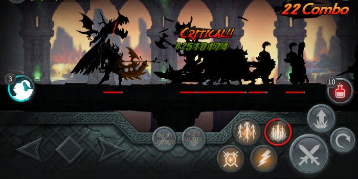 Dark Sword, el juego más oscuro de Android