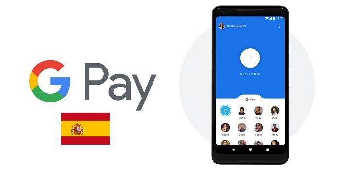bancos compatibles google pay españa
