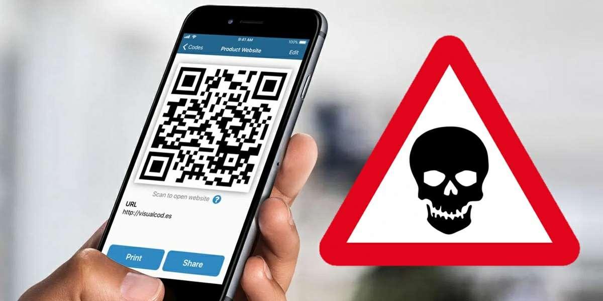 barcode scanner tiene malware de anuncios