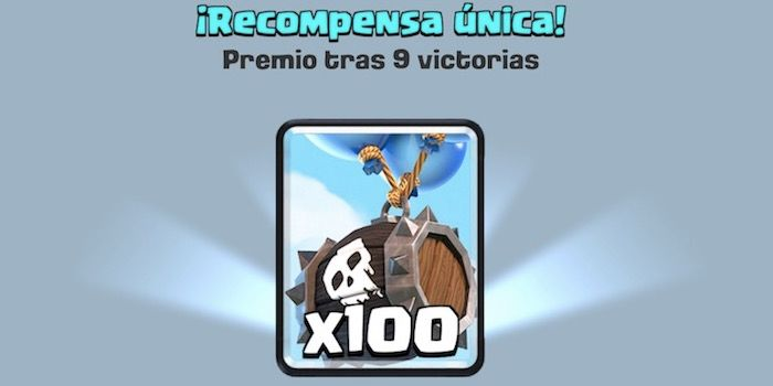 barril de esqueletos clash royale