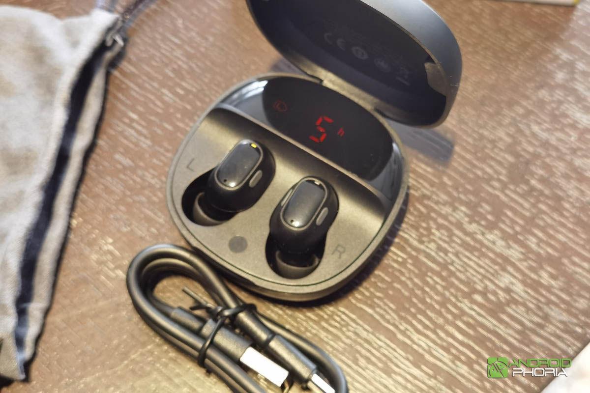 baseus wm01 plus auriculares TWS