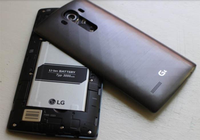 bateria del g4