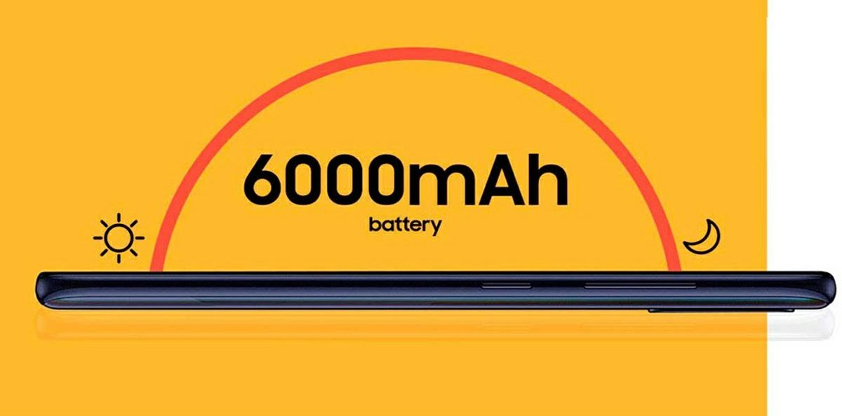 bateria samsung galaxy m21