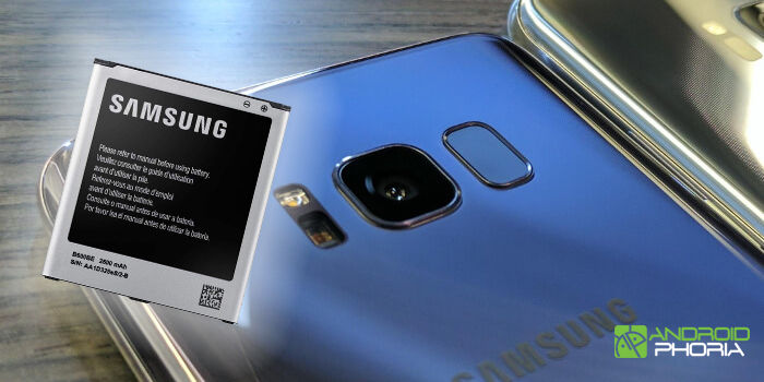 bateria samsung galaxy s9