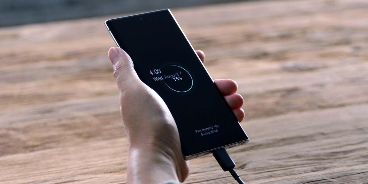 baterias con carga rapida