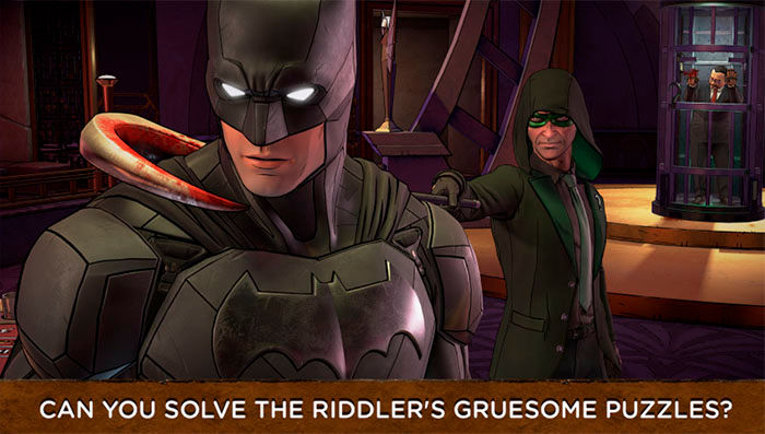 Batman The Enemy Within Google Play