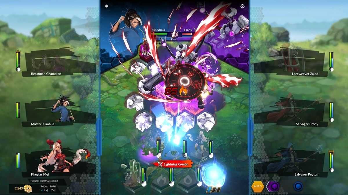 battle breakers juego android