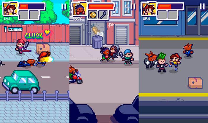 Beat Street Un Arcade De Peleas Para Android