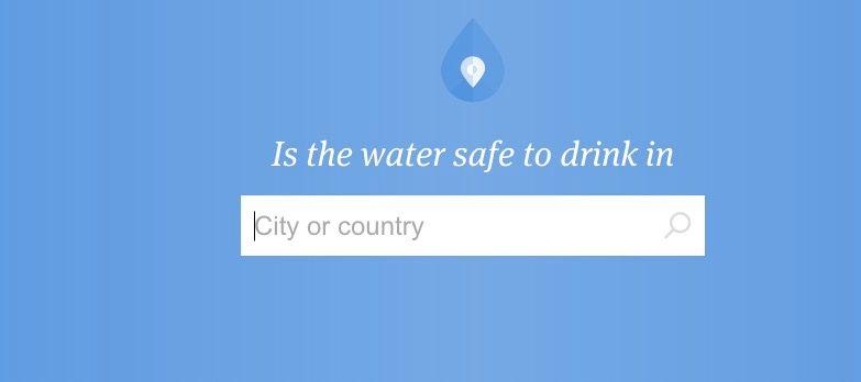 beber agua del grifo es malo en ciudad