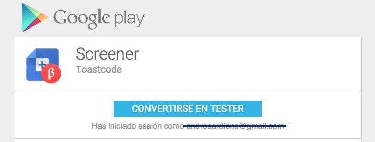 beta-tester