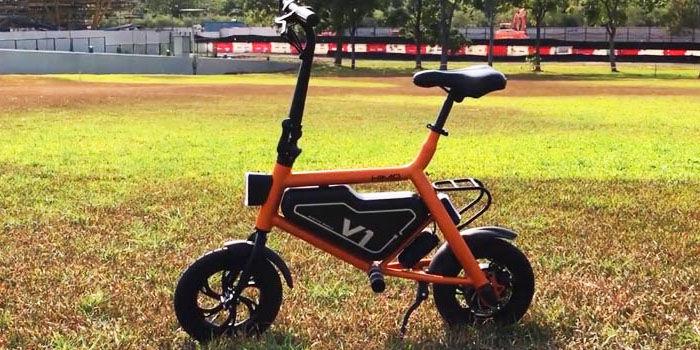 bicicletas electricas himo comprar 50 km autonomia