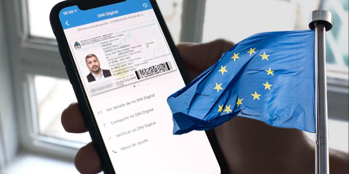 billetera digital identidad europa