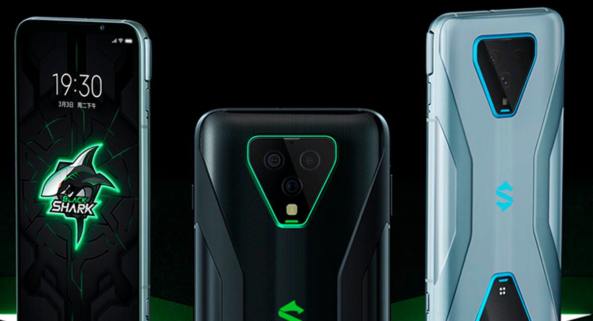 black shark 3 pro mejor cámara smartphone para jugadores