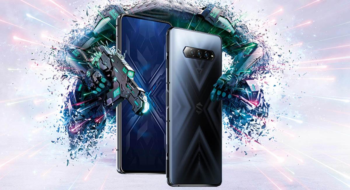 black shark 4 pro móvil más potente antutu