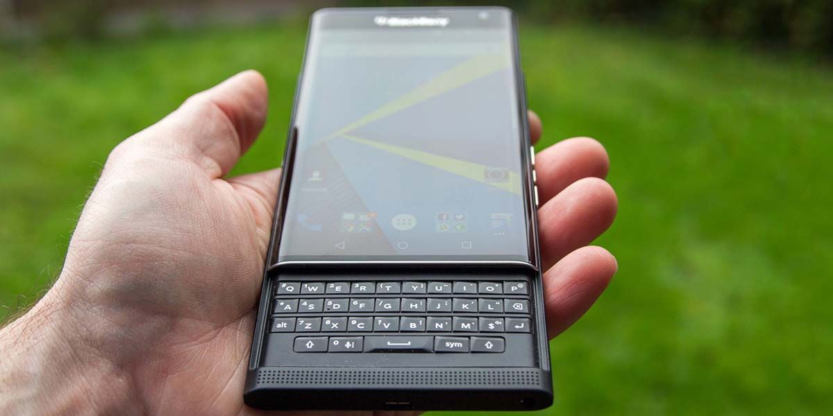 blackberry deja de fabricar moviles