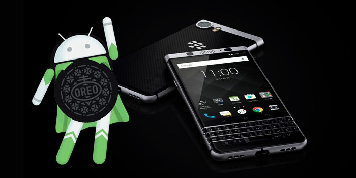 Blackberry KEYone Android Oreo