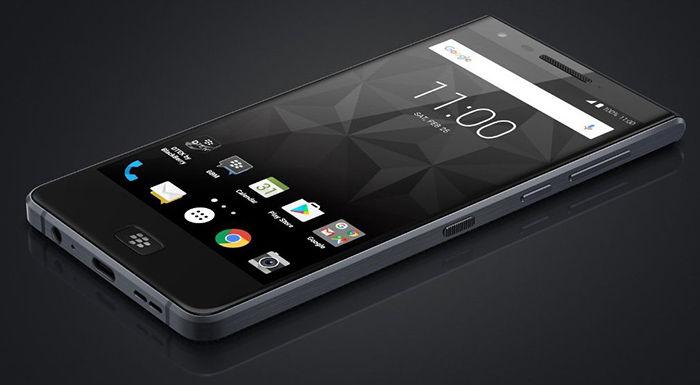 BlackBerry Motion filtración