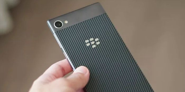 blackberry móviles 2018