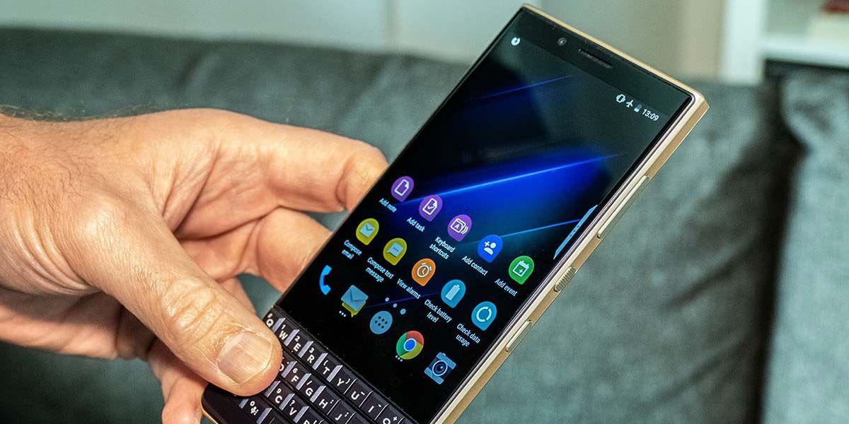 blackberry no fabricara mas moviles noticia 2020
