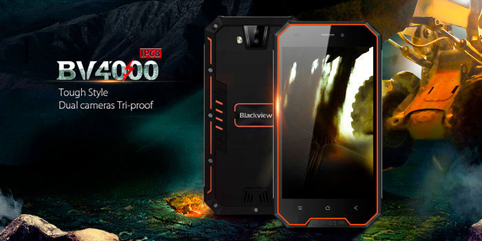 Blackview BV4000 comprar
