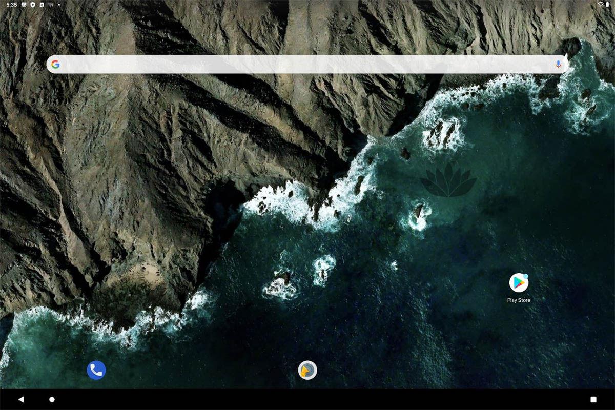 bliss os 14 modo tablet x86