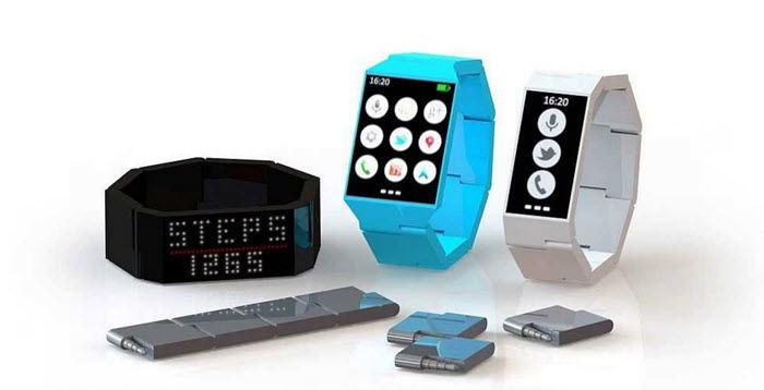 smartwatches cada vez mas caros