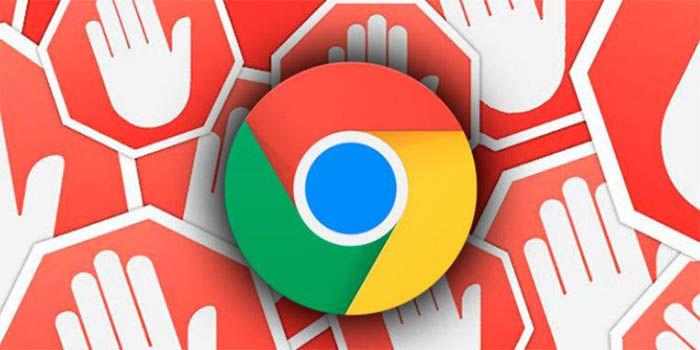 bloquear anuncios en Google Chrome