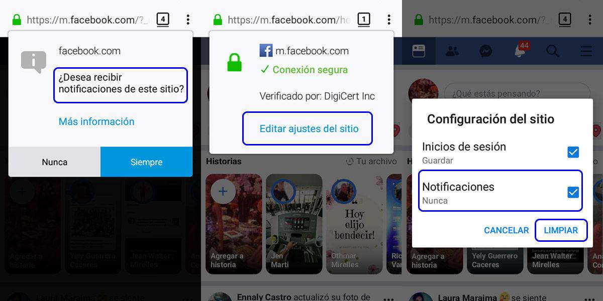 bloquear-notificaciones-de-firefox-en-android