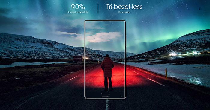 Bluboo S1 90% pantalla