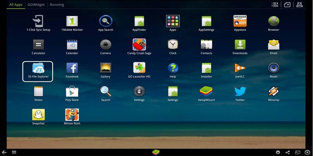 Emulador para Android™ BlueStacks